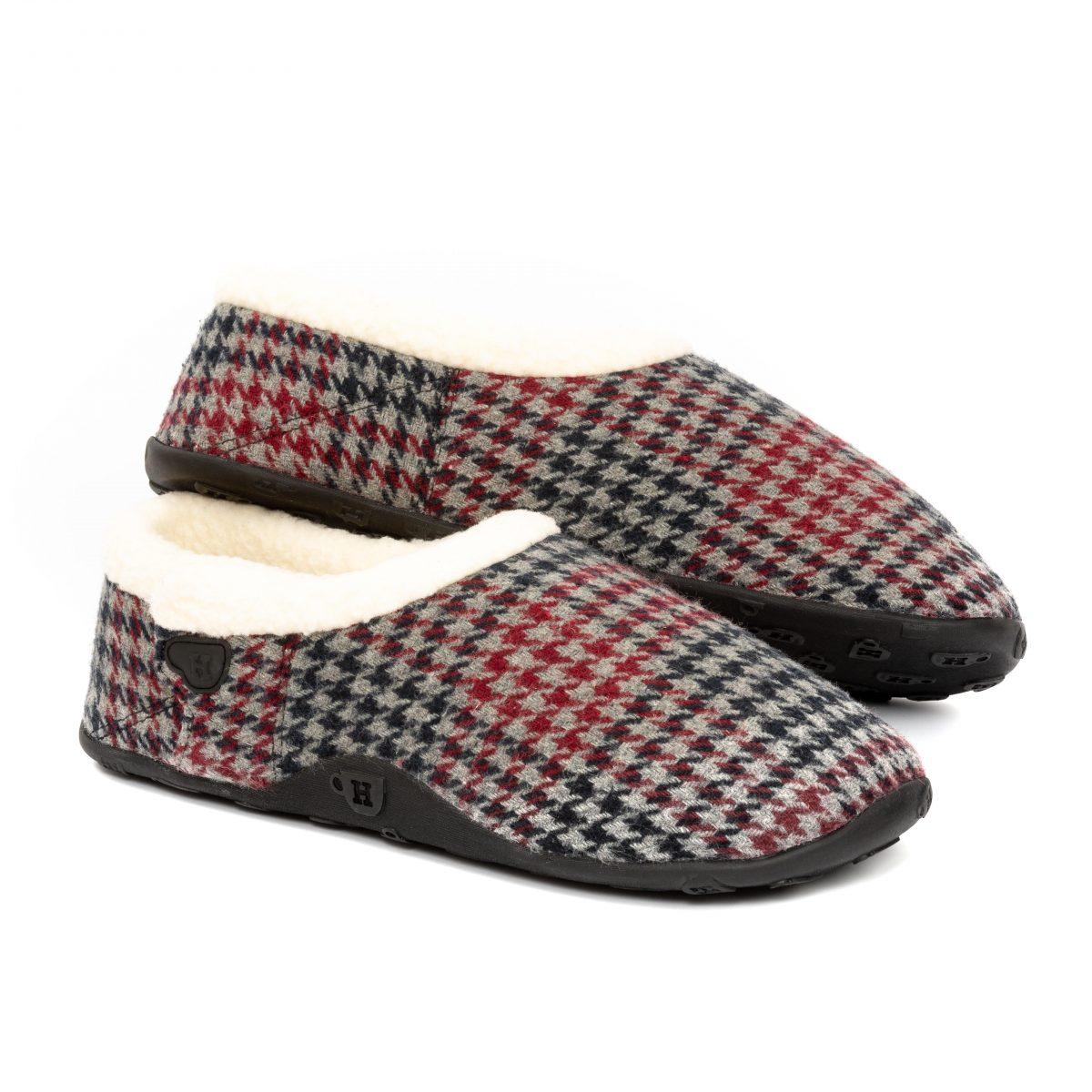 Jonnie Grey red tweed M 2 mr